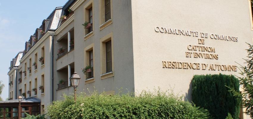 Résidence d'Automne CCCE